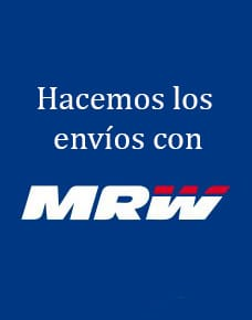Hacemos los envíos con MRW